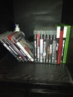 Xbox and PS3 for sale