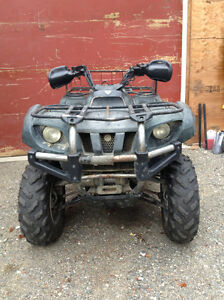Buy or sell used or new atv or snowmobile in whitehorse for Yamaha grizzly 660 tracks