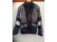 Motorcycle clothing jacket & trousers