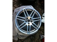 Audi A6 s line brand new genuine 19 inch alloy wheel for sale