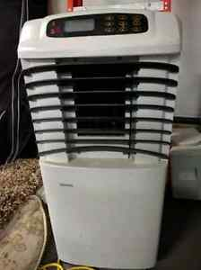 Upright Air conditioner / heater / dehumidifier