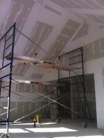 Professional Drywall, Crack Fill, Paint, FREE Estimates 476-1682