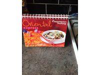 Oriental weight watchers cookbook