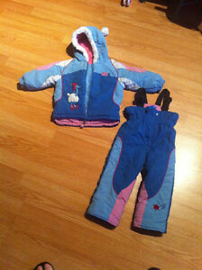 Snowsuit / Habit de neige