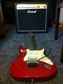 Guitar + Amp Package