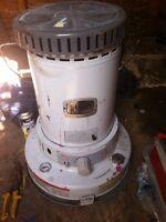 Excellent kerosene heater