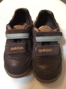 Geox shoes excellent condition us size 10 toddler