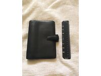 Filofax personal Stratford - nice leather