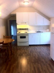 1 BEDROOM UNIT HEAT.LIGHTS AND WATER INCLUDED! $650