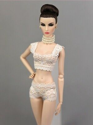 Lace Underwear Bra Briefs Barbie Dolls Top & Underpant Dress X-mas Gift Girl Toy