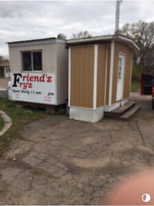 Food Trailer For Sale! Be Your Own Boss!