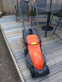 Fairly new electric flymo lawnmower