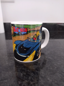 Mugs (Batman & Marvel)