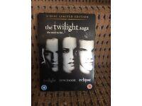 DVD set -