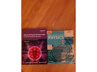 EDEXCEL AS PHYSICS TEXT BOOK NEW SYLLABUS (BRAND NEW) + NEW REVISION GUIDE