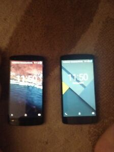 2 nexus 5 cell for sale