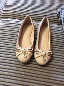 Brand new monsoon girls shoes 11
