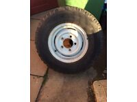 SOLD STC! Land Rover series / defender wheels 7.50x16