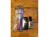 AVON 3 in 1 manicure tool with AVON gel shine nail paint