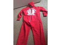 Age 5-6 years New York onesie, hardly worn
