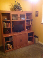 Computer Desk with Hutch By Sauder Furniture