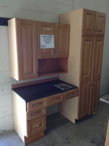 Cabinets at the Waterloo Restore