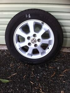 Holden Astra rims and tyres 195/60:15 Kelmscott Armadale Area Preview