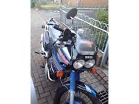Super tenere 750 swap van transit Vito etc or cruiser bike etc