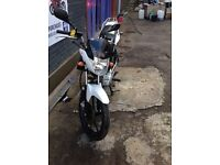 YAMAHA YBR FOR SALE LOW MILEAGE JUST HAD A SERVICE - STERLING