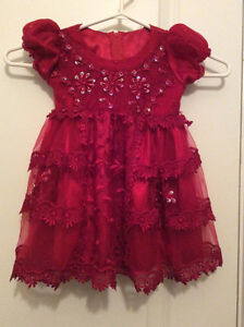 BABY GIRL FROCK/DRESS/ OUTFIT FOR 0 TO 1 YEARS