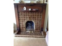 1930 Fire place