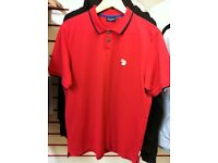 Gents Paul Smith Designer Polo Shirt