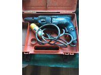 Bosch 110volt hammer drill