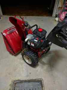 Souffleuse  Craftsman snowblower 27""