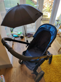 Icandy Maxi-Cosi travel system, pushchair, pram, baby car seat set