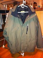 Men's snowboarding winter jacket