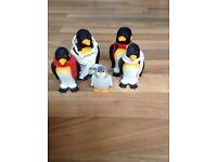 Sylvanian penguins