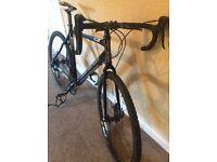 Boardman cx comp hybrid bike 2014