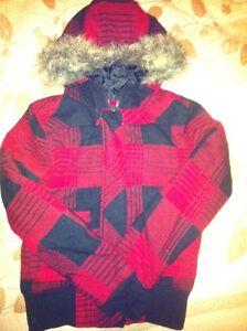 Brand new fur hooded winter jacket St. John's Newfoundland image 3