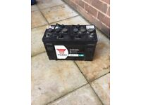 FOR SALE USED TRUCK BATTERY IN GOOD CONDITION