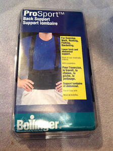 Prosport Back Support, Bollinger