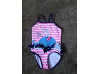 Girls swim suits age 6