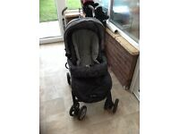Silver cross pushchair fab condition