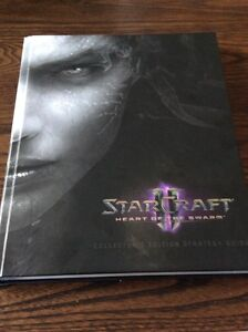 Starcraft II Heart of the Swarm Collector's Strategy Guide
