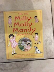 Milly Molly Mandy Story Book & CD