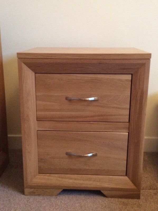 Bedside Tables From Oak Furniture Land In Helensburgh Argyll And
