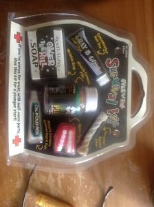 Over The Hill Survival Kit: never opened  Kitchener / Waterloo Kitchener Area image 1