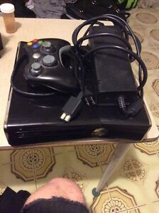 Xbox 360 goodcondition with only one controller $60