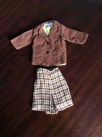 Vintage 1960s Sindy outfit/clothes