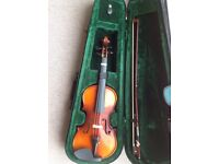 Children's 3/4 violin